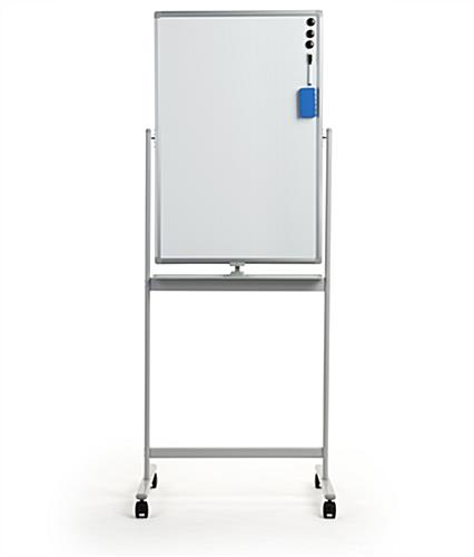 Dery-erase magnetic portable whiteboard
