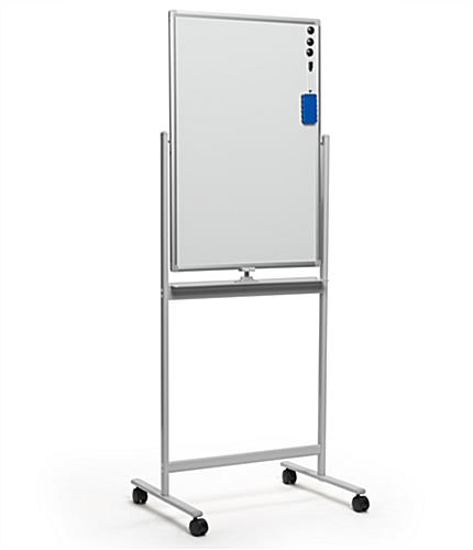 Portrait-oriented portable whiteboard