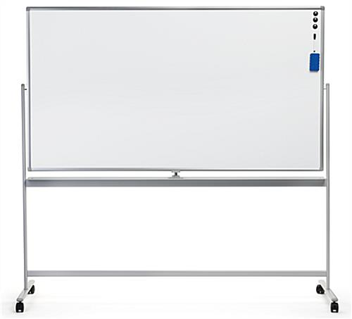 Extra large whiteboard with wheels