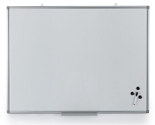 Paited Steel Magnetic dry erase board 36 x 48