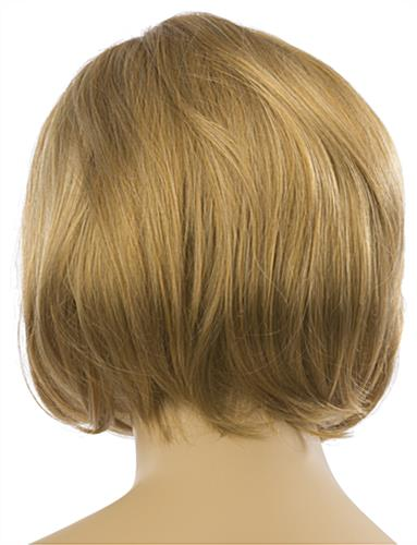 Female Blonde Mannequin Wig is Adjustable