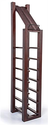 Durable 1 column wine rack