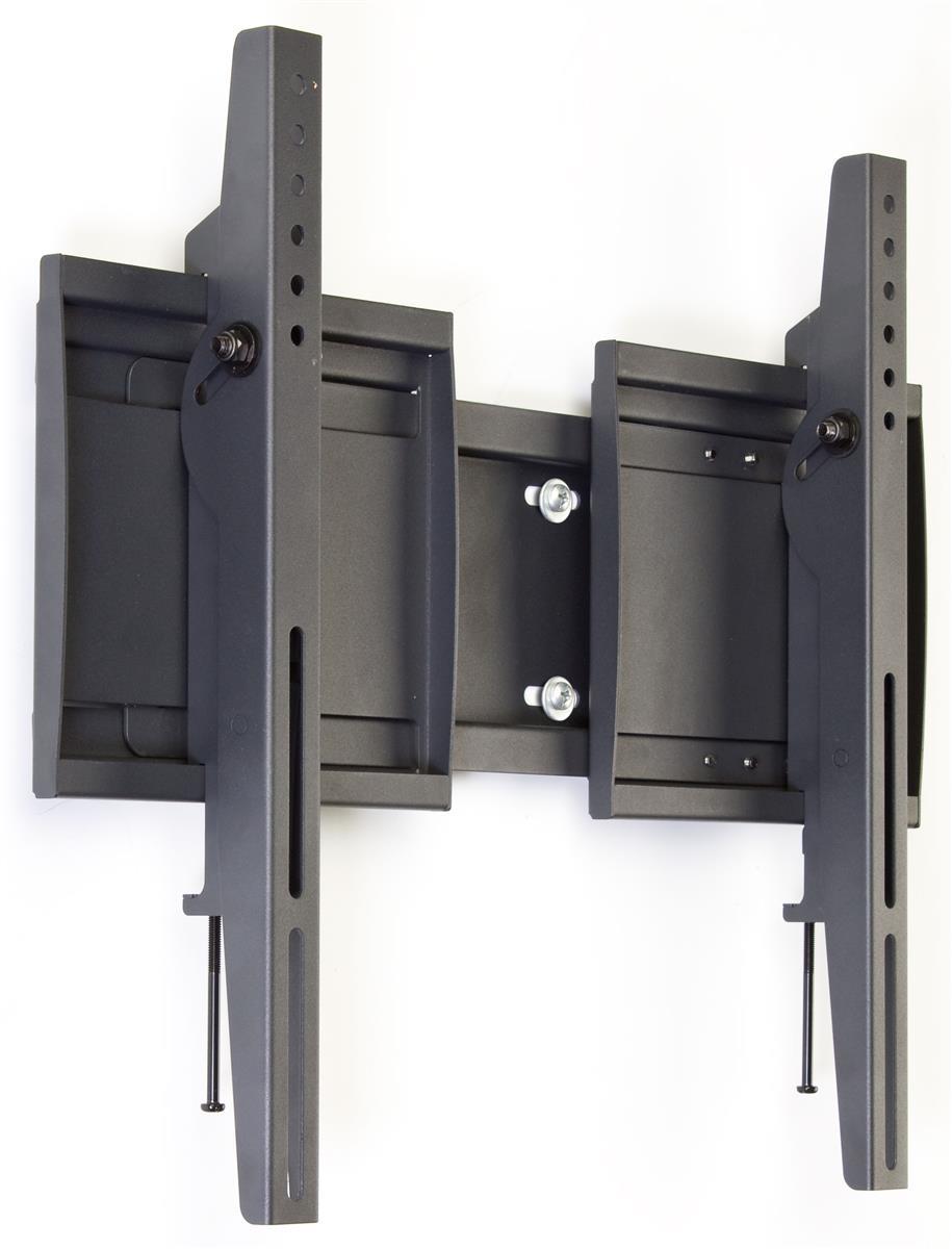 "Displays2go TV Wall Mount Fits Monitors 23"" to 70"", Tilti..."