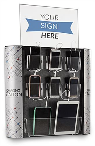 Custom Airport Charging Station