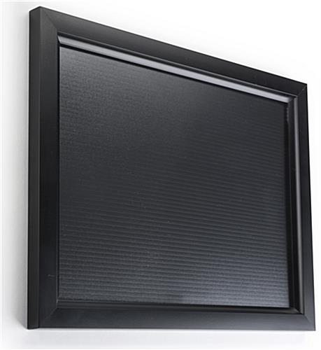 this picture frame can be used as a sign holder this picture frame is made of durable metal. Black Bedroom Furniture Sets. Home Design Ideas