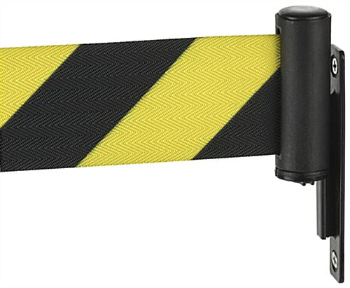Nylon Retractable Safety Barrier