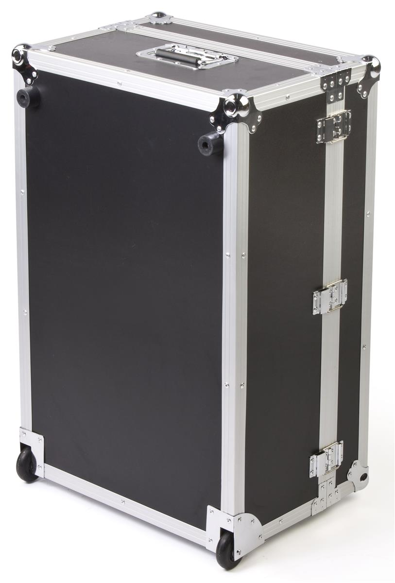 """Displays2go 20"""" x 32"""" Shipping Case with Butterfly Latche..."""