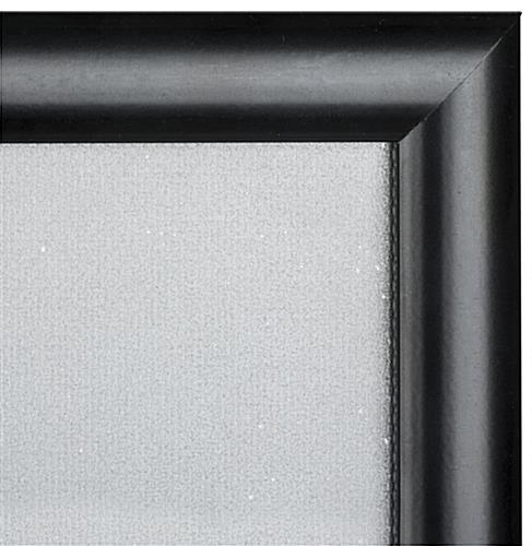 11 x 17 black snap together frame quick change design. Black Bedroom Furniture Sets. Home Design Ideas