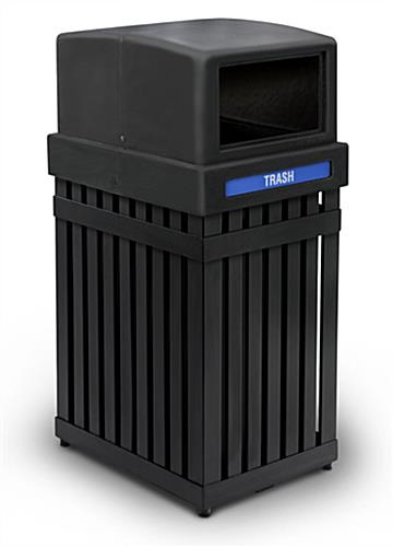 25 Gallon Outdoor Trash Can