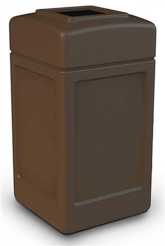 42 Gallon Commercial Trash Can