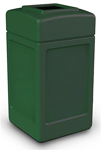 42 Gallon Open Top Trash Can