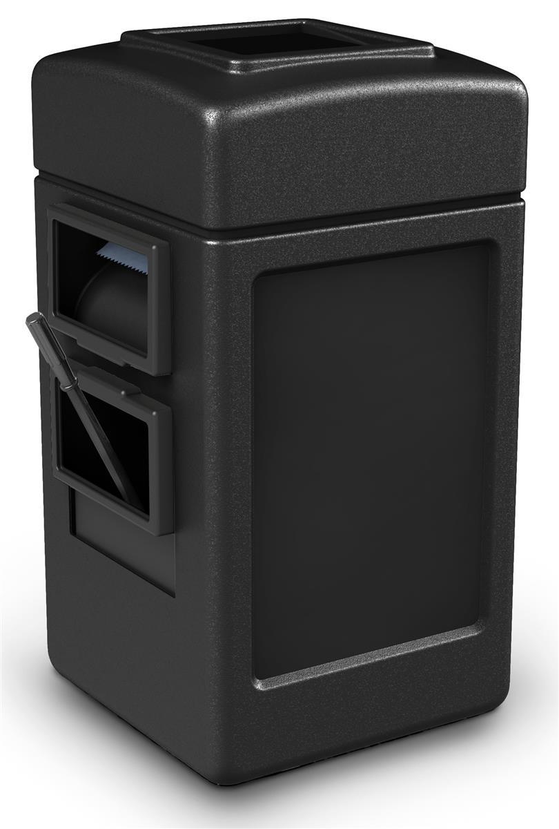 Waste And Wipe Service Center 28 Gallon Bin