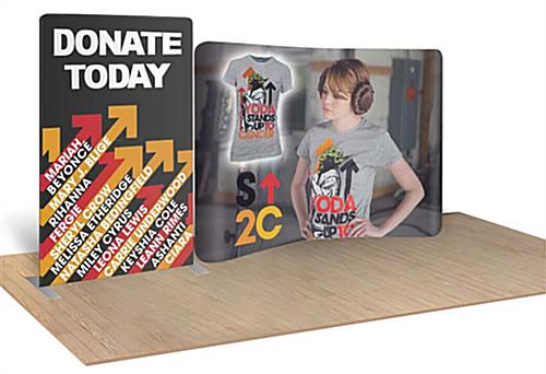 Trade Show Booth Displays with Graphics