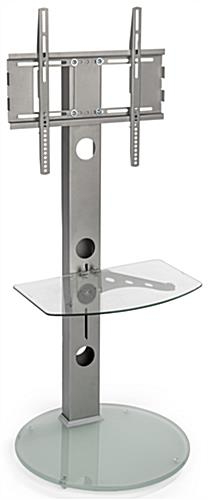 Steel Modern Flat Screen TV Stand