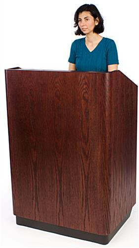"32"" Traditional Lectern"