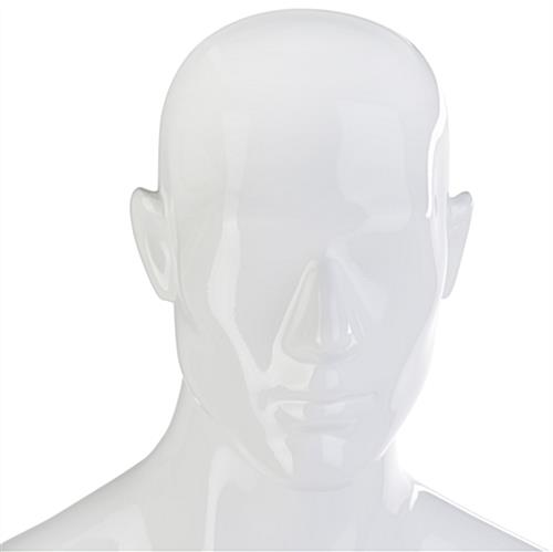 Fiberglass Male Sports Mannequin