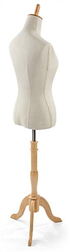 Height Adjustable Dress Form Mannequin