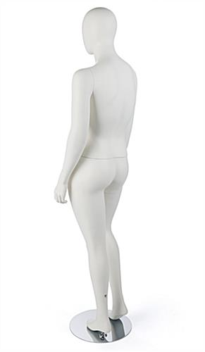 Full Figure Mannequin Side View