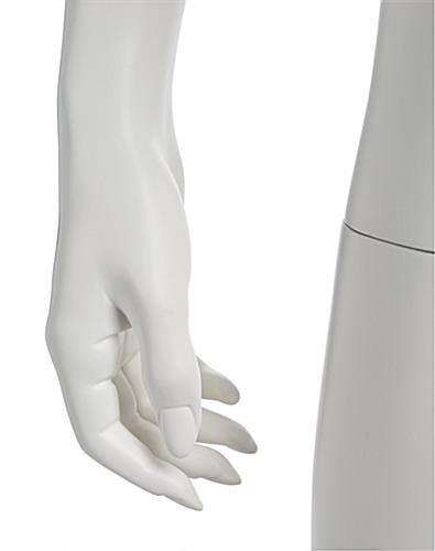 Full Figure Mannequin with Detailed Features