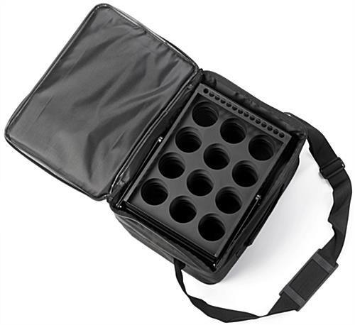Portable Magazine Holder with 6 Pockets