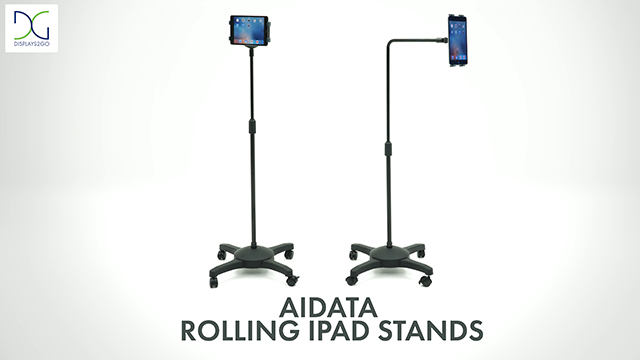 Aidata Rolling Tablet Stands