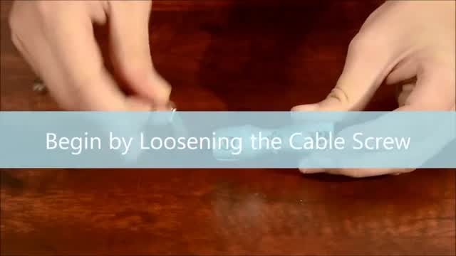 <p> In this video, we'll show you how to assemble your double cable clamps. Hanging custom sigg panels was never this easy! </p>