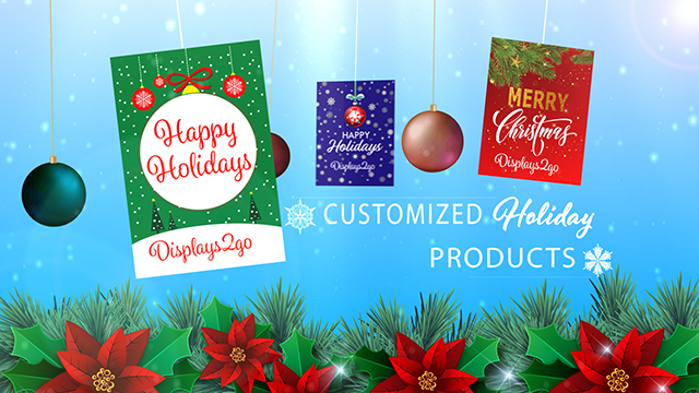 Printed Holiday Marketing Products