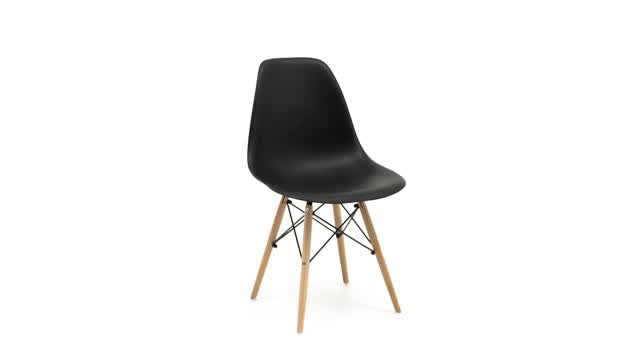 360 View: Iconic Modern Kids Chair