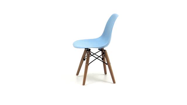 360 View: Child Size Iconic Contemporary Chair