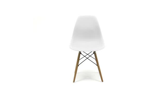 360 View: Iconic Eames-Style Child Size Chair