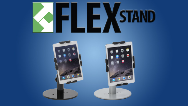 Feature Demo: FlexStand Universal Tablet Stand