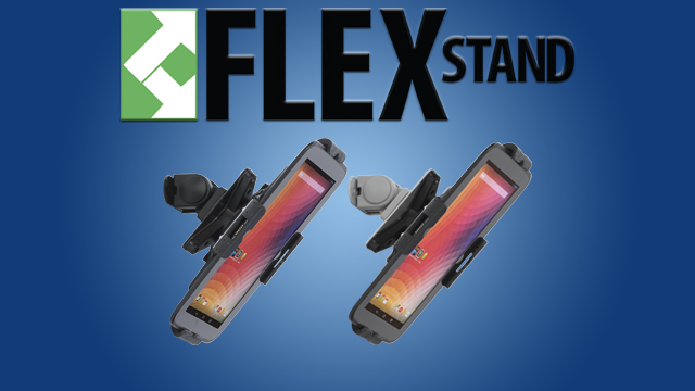 Feature Demo: FlexStand Wall Tablet Holder