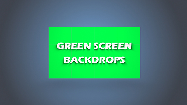 Feature Demo: Green Screen Backdrop