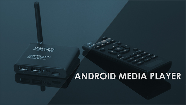 Feature Demo: Android Media Player