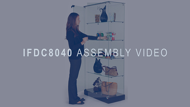 Assembly: Store Showcases