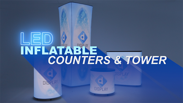 Product Intro: WaveLight Air Backlit Inflatable Counters