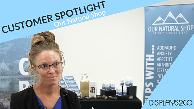 Customer Spotlight: Our Natural Shop