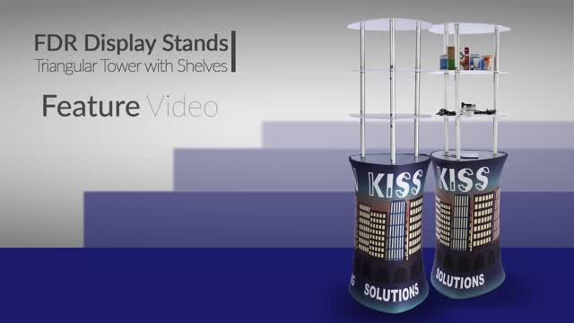 Feature Demo: Pop Up Display Tower