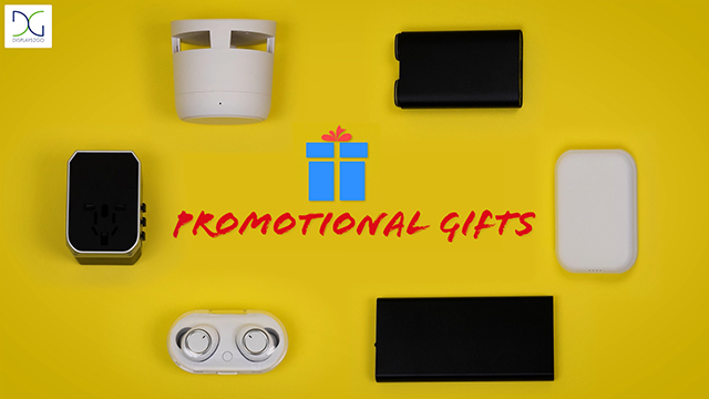 Promotional Gifts - Trade Show Tech Giveaways