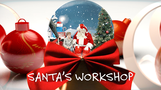 Feature Event: Santa's Workshop