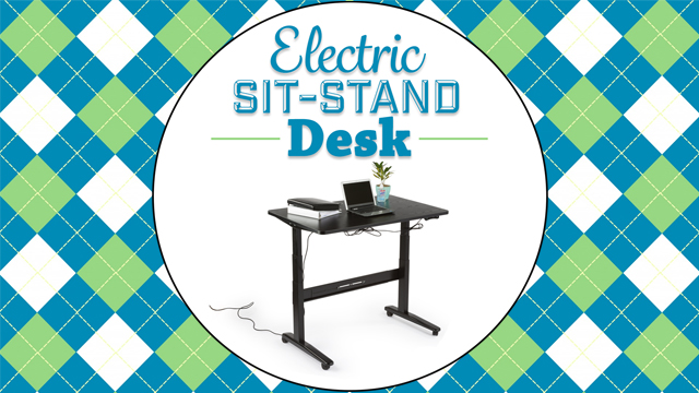 Feature Demo: SASDE Series Electric Sit Stand Desk