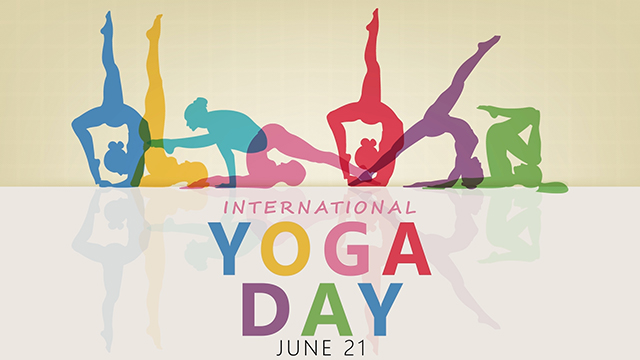 Events: International Yoga Day